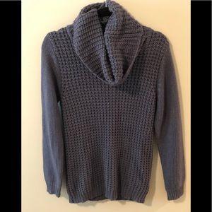 Market & Spruce ivanka cowl neck sweater